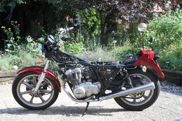 Yamaha Forum Motorrad