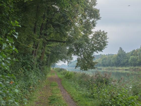 Herbststimmung am Mittellandkanal