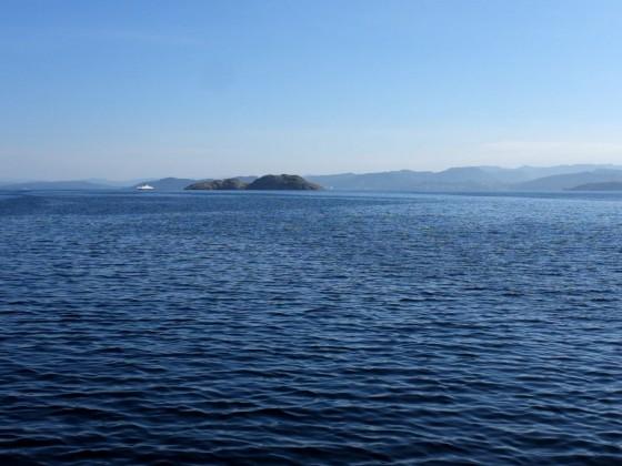 Fähre von Stavanger nach Tau