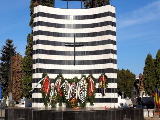 Temeswar 2018 - Heldenfriedhof