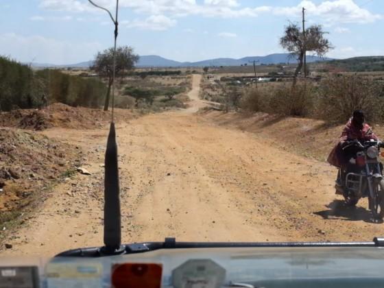 Von der Masai Mara nach Nairobi 1