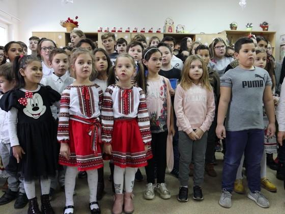 Nikolausfeier in der Tagesstätte Nicolae in Temeswar