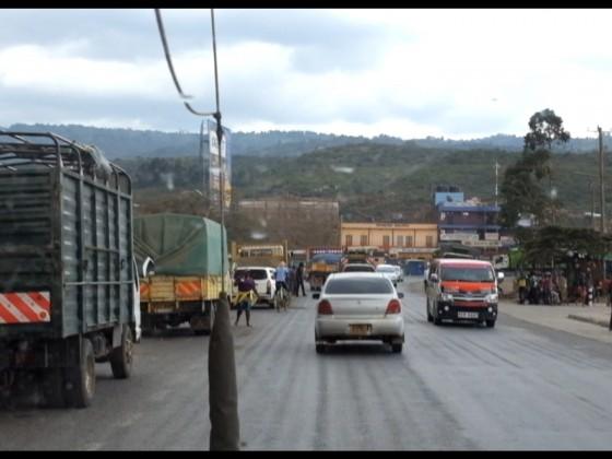 Von  der Masai Mara nach Nairobi - 5