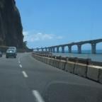 Autofahrt nach St Joseph