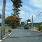 Im Süden von Mauritius unterwegs