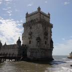 Lissabon - der Torre den Belém