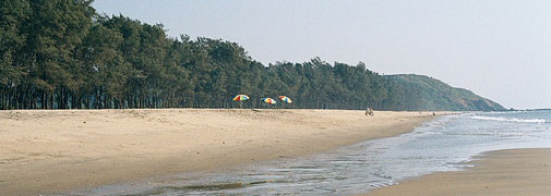 Querim Beach