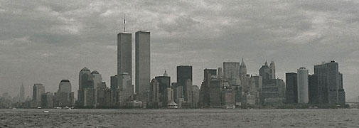 New York, Skyline von 1998