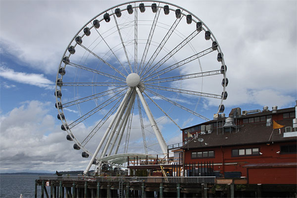 Seattle - Great Wheel