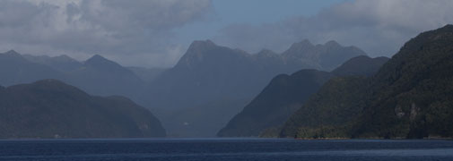 Dusky Sound in Neuseeland