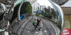 Singapur im August 2015